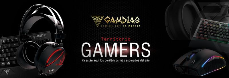 Perifericos gaming gamdias al mejor precio
