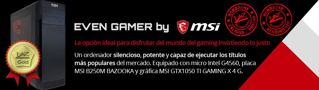 GAMER BY MSI