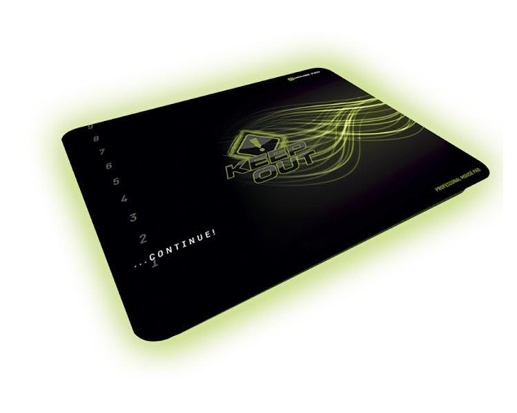 KEEPOUT ALFOMBRILLA GAMING 320x270