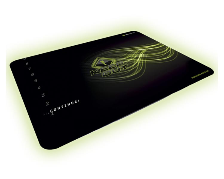 KEEPOUT ALFOMBRILLA GAMING 400x320