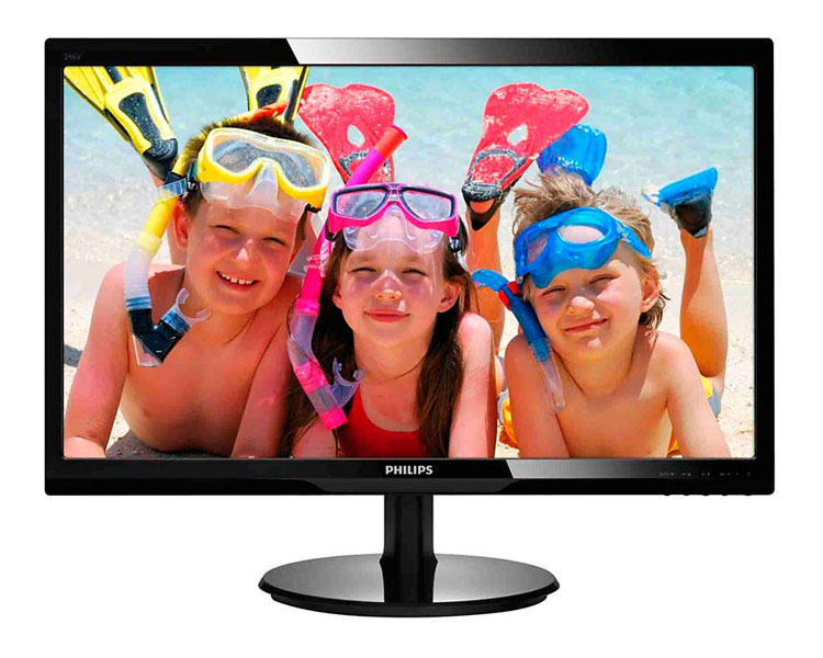 MONITOR PHILIPS 246V5LHAB MM