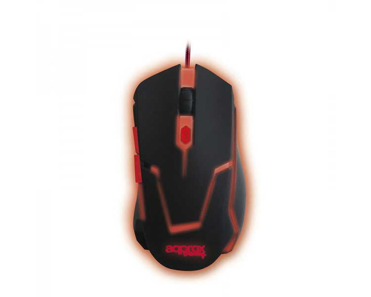 MOUSE OPTICAL GAMING TWISTER APPROX