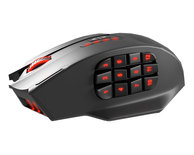 RATON GAMING MARS MM4 LASER BLACK