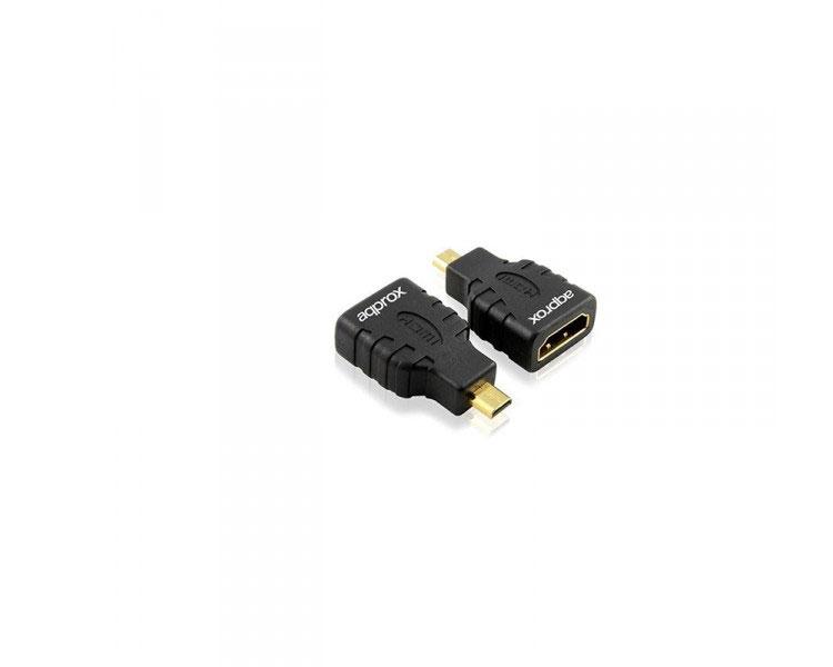ADAPTADOR HDMI A MICRO HDMI APPROX