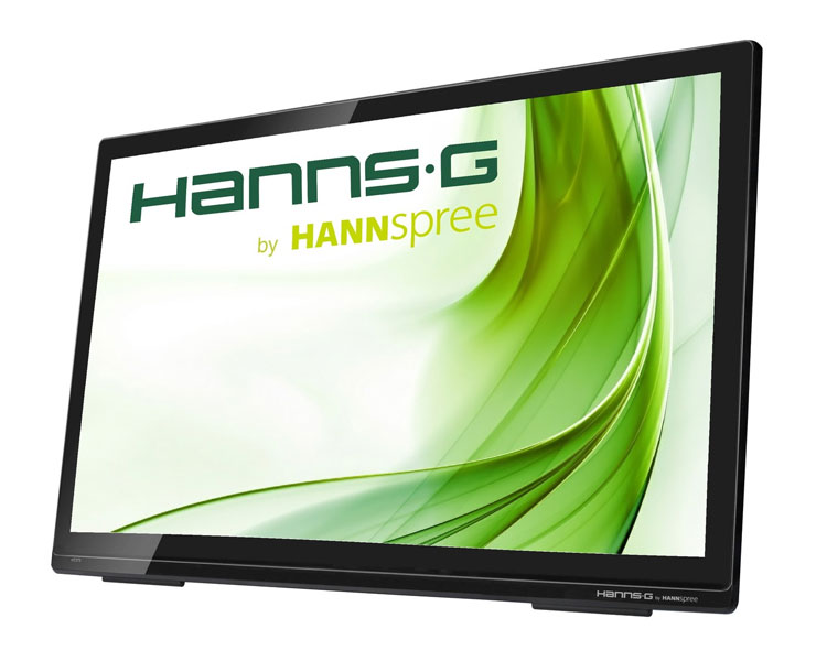 MONITOR HANNSPREE HT273HPB 10 POINT-TOUCH