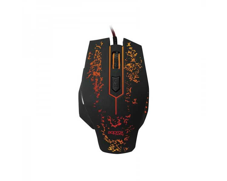 MOUSE OPTICAL GAMING FORCE APPROX