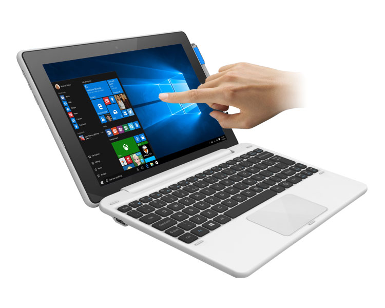 "CONVERTIBLE 2 EN 1 EVEN MYCOLE 10"" Windows10"