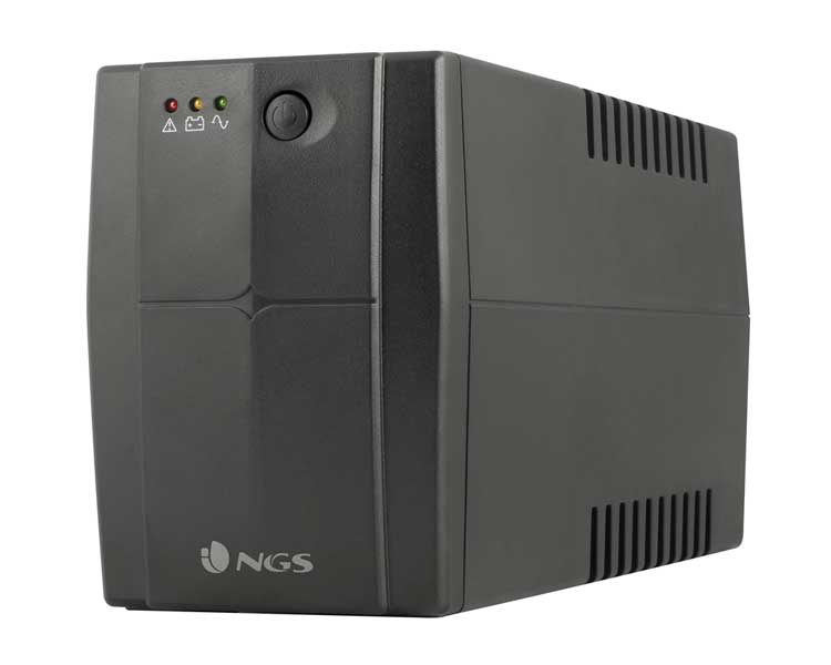 S.A.I. FORTRESS 1200 (800 VA) NGS