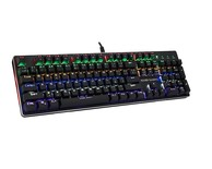 TECLADO GAMING MARS MECANICO MK4 BLUE SWITCH