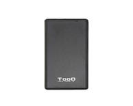CAJA EXTERNA USB 2.5'' SATA 3.1 TYPE-C BLACK TOOQ