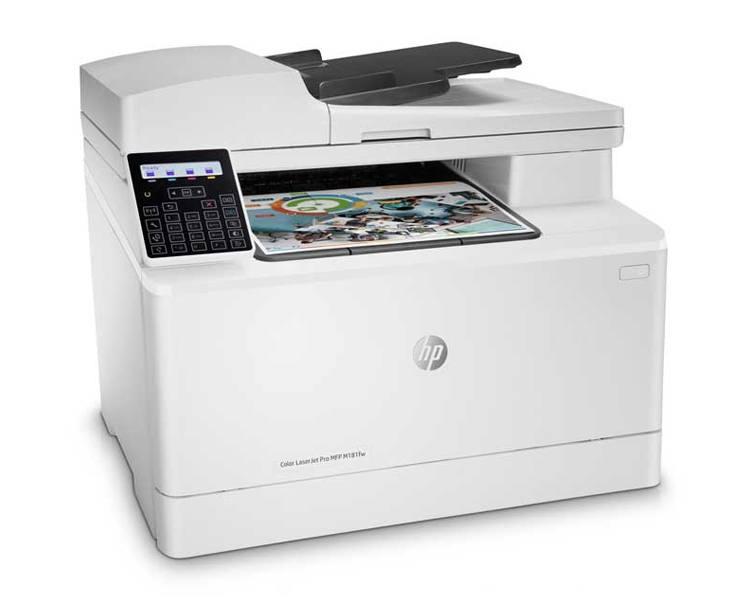HP LASERJET PRO COLOR M181FW
