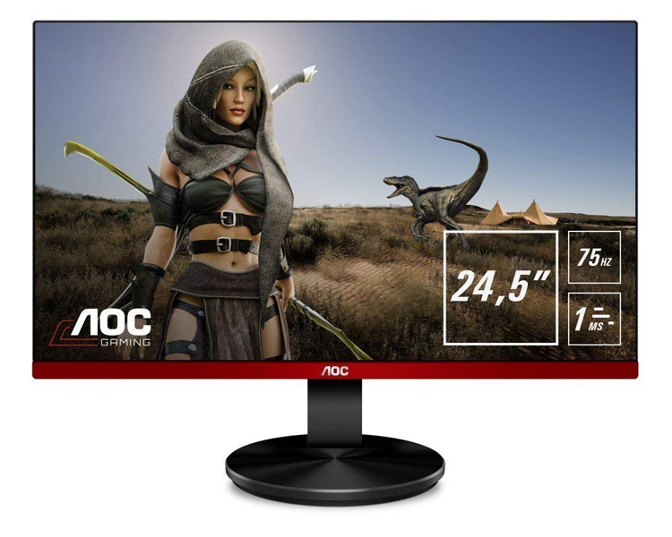 MONITOR GAMING AOC G2590VXQ 75Hz MM