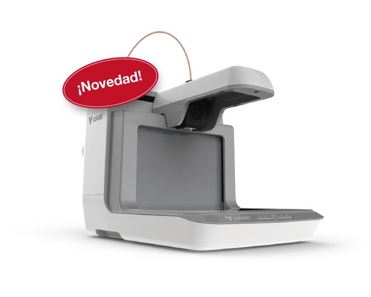 IMPRESORA 3D COLIDO TUMAKER VOLADD