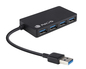 HUB 4 PUERTOS USB IHUB3.0 BLACK NGS