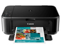 CANON PIXMA MG3650S BLACK WIFI