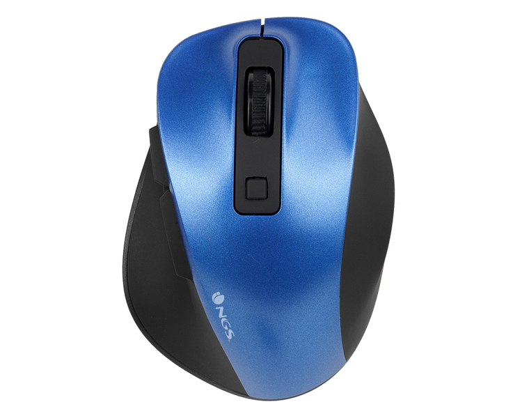 MOUSE BOW MINI OPTICO WIRELESS BLUE NGS