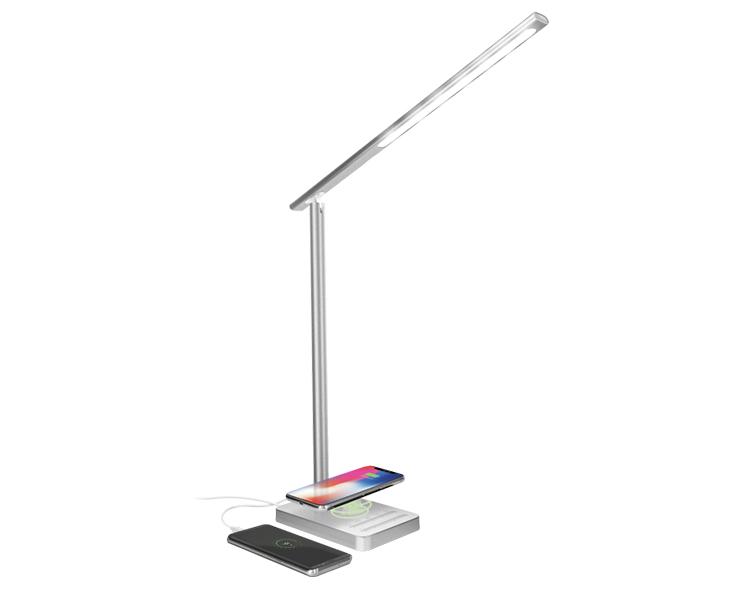 FUSEO LAMPARA LED ESCRITORIO + Qi TRUST