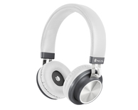 AURICULARES ARTICA PATROL WHITE BLUETOOTH NGS