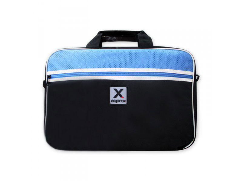 MALETIN APPROX SPORT BAG BLUE/BLACK 15.6´´