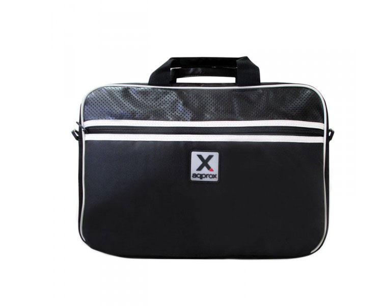 MALETIN APPROX SPORT BAG BLACK 15.6´´