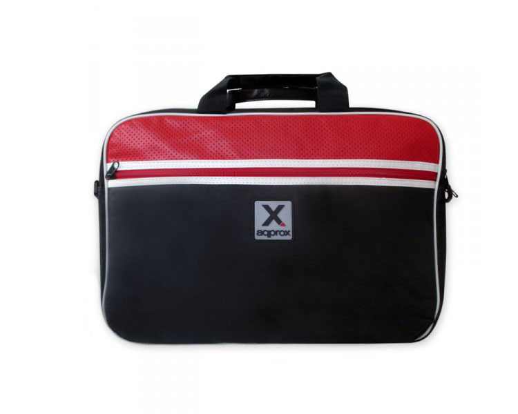 MALETIN APPROX SPORT BAG RED/BLACK 15.6´´