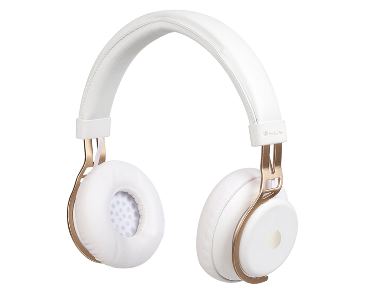 AURICULARES WHITE ARTICA LUST BLUETOOTH NGS
