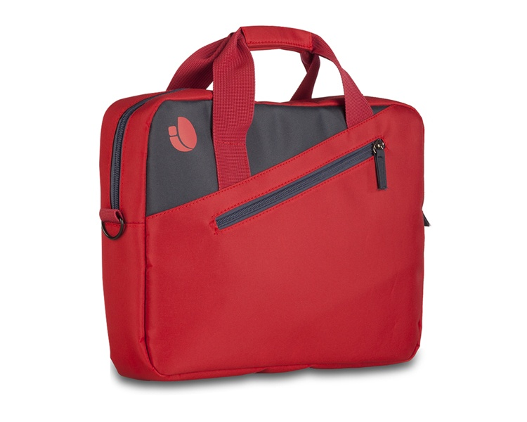 """MALETIN NOTEBOOK GINGER RED 15.6"""" NGS"""