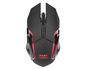 RATON OPTICO WIRELESS MARS GAMING MMW BLACK