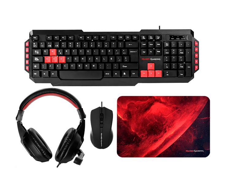 KIT COMBO PACK MRCP1 MARS GAMING