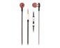AURICULAR STEREO CROSS RALLY SILVER NGS