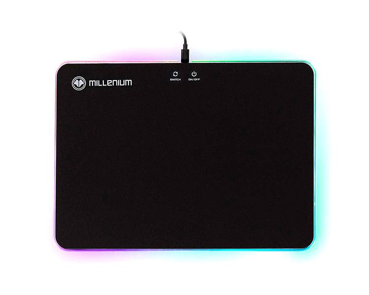 ALFOMBRILLA SURFACE RGB MILLENIUM