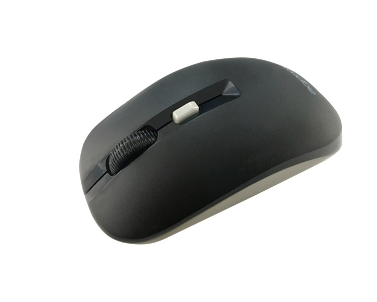 MOUSE OPTICO XM180 WIRELESS BLACK/GREY APPROX