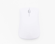 RATON OPTICO WIRELESS BLUETOOTH ELEGANT WHITE SUBBLIM