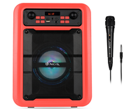 ALTAVOZ BLUETOOTH ROLLER LINGO RED NGS