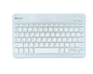 TECLADO SMART BLUETOOTH SILVER SUBBLIM