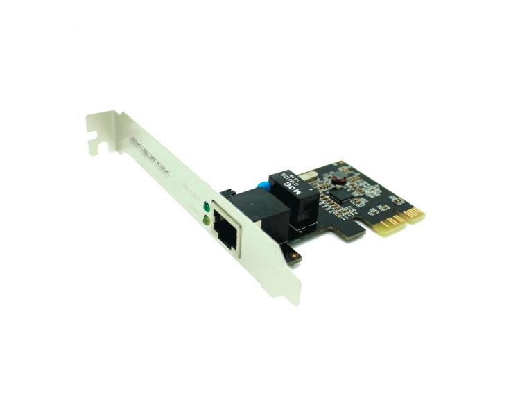 TARJETA DE RED 10/100/1 Gbit PCI-E APPROX
