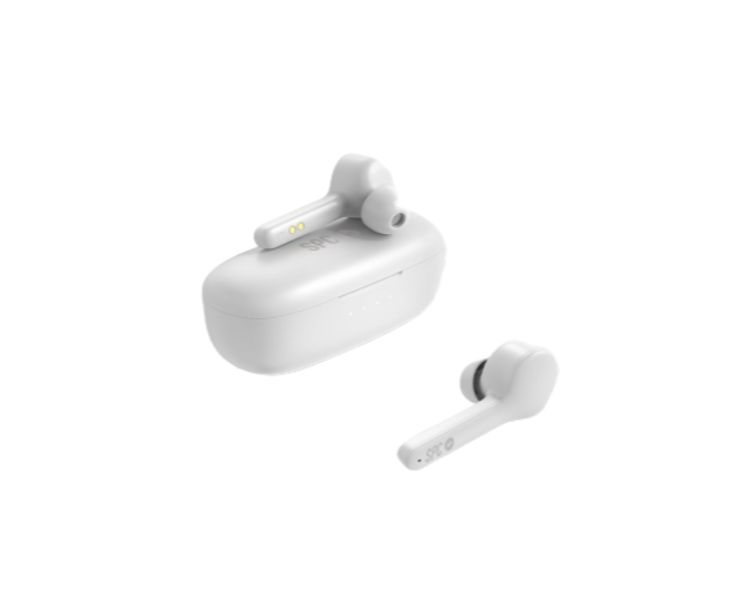 AURICULARES BLUETOOTH ZION AIR WHITE SPC
