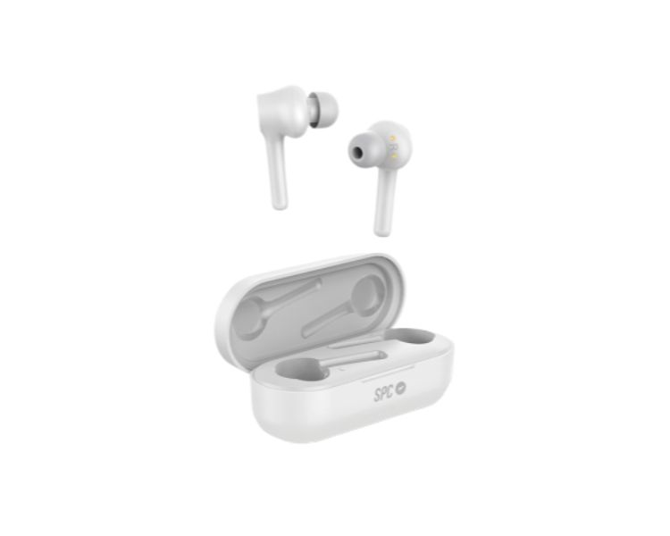 AURICULARES BLUETOOTH ZION PRO WHITE SPC