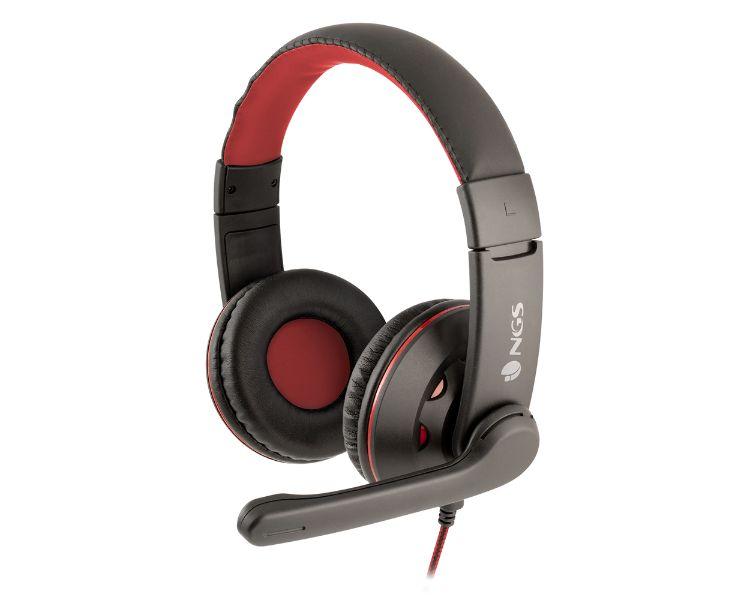 AURICULAR VOX 420 DJ USB BLACK NGS