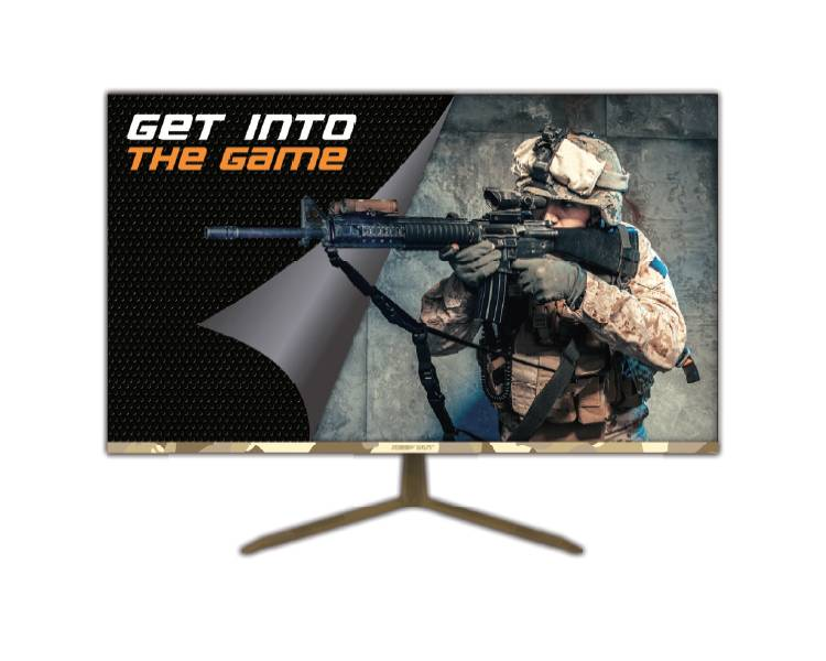 """MONITOR GAMING XGM24 ARMY 24"""" MM KEEPOUT"""