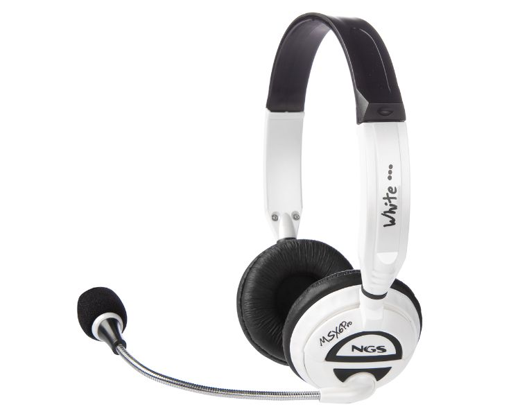 AURICULAR NGS MSX6 PRO WHITE NGS