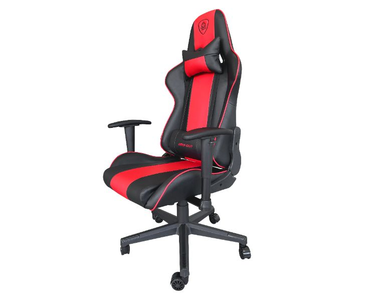 SILLA GAMING KEEPOUT XSPRO-RACING BLACK/RED