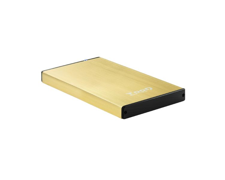 CAJA EXTERNA USB 2.5'' 9.5MM SATA GOLD TOOQ