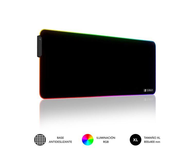 ALFOMBRILLA PREMIUM LED RGB SUBBLIM