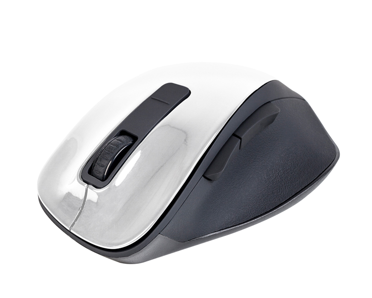 MOUSE BOW OPTICO WIRELESS WHITE NGS