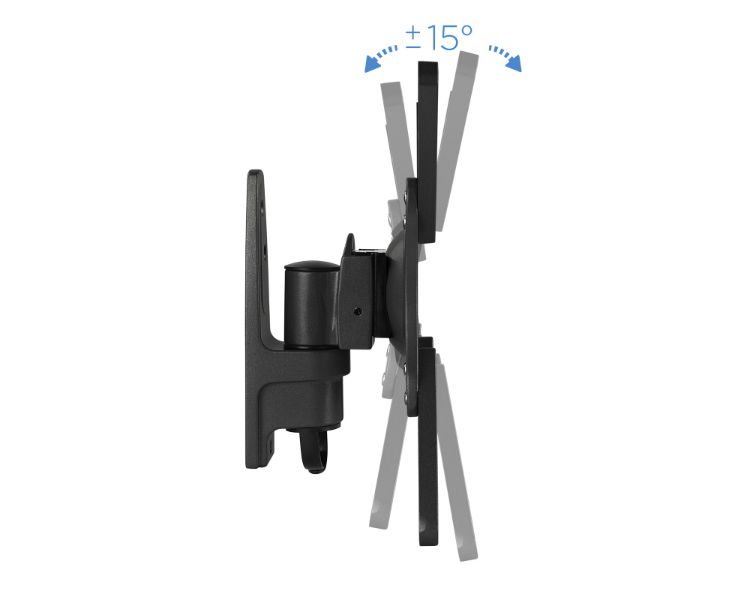 "SOPORTE PARED-TV 13""-42"" GIRO/INCLINABLE LP1732TN-B TOOQ"
