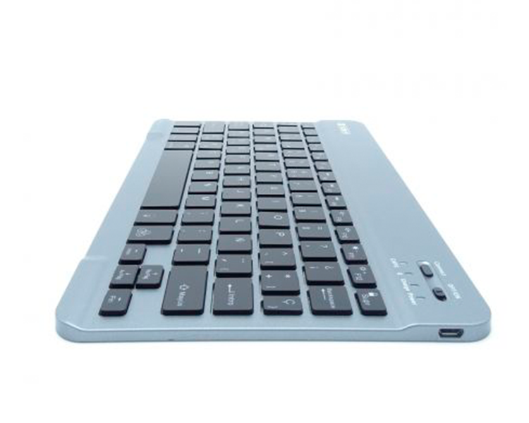 TECLADO SMART BACKLIT BLUETOOTH GREY SUBBLIM