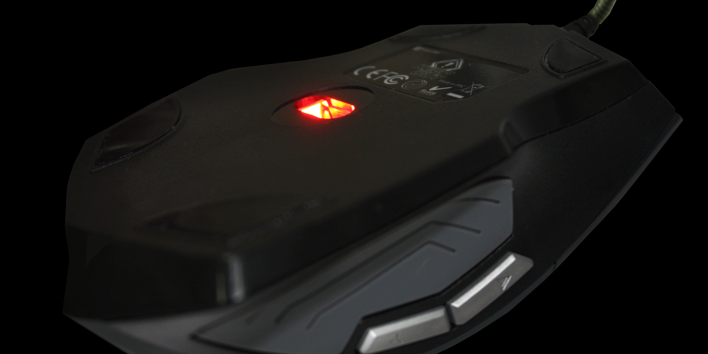 KEEPOUT GAMING OPTICAL MOUSE X2