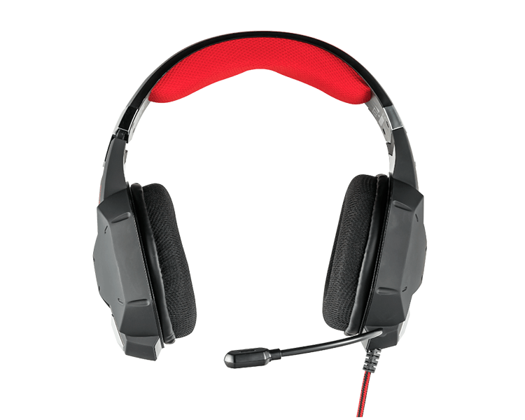AURICULAR GAMING GXT322 DYNAMIC BLACK TRUST